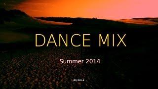 Gambar cover (B) DANCE MIX Summer 2014 news!
