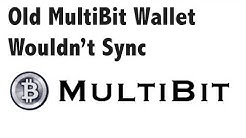 Had to update to Multibit 0.5.19 to get my Bitcoin to show