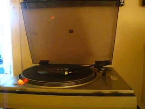 My first vinyl record Original not remastered recording Apache and  Man of Mystery