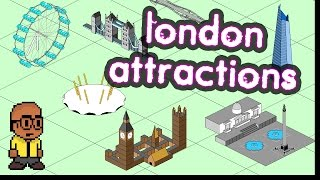 The Beginners Guide To London ATTRACTIONS