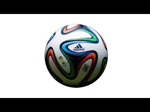 The World: FIFA World Cup official match balls 1970-2014 on YouTube