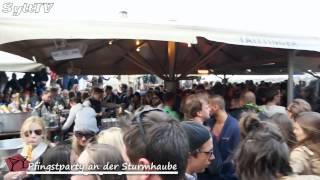 Pfingstpartys in Kampen auf Sylt