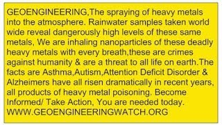 Dec 28 Ithaca NY MASSIVE Chemical attack-SUN DIMMING-Heavy Metals spray,spray,spraying