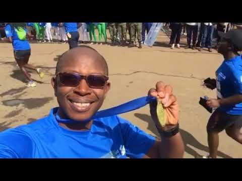 Stanchart Nairobi Marathon 2017