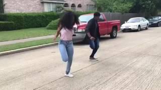 """Victory"" dance"