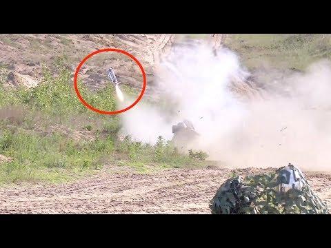Украина испытала американский Javelin