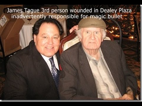JFK Dealey Plaza Grassy Knoll 1st person Historical witness James Tague his own words Night Fright