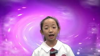Publication Date: 2018-04-23 | Video Title: 順德聯誼總會何日東小學 初小組朗誦 我希望 熊心語