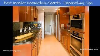 Galley kitchen designs gallery   Best Kitchen Ideas - Decor & Decorating Ideas for Kitchen