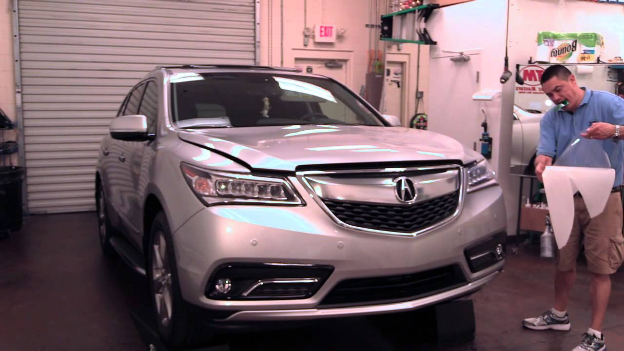 Best  Acura Mdx Candy Paint