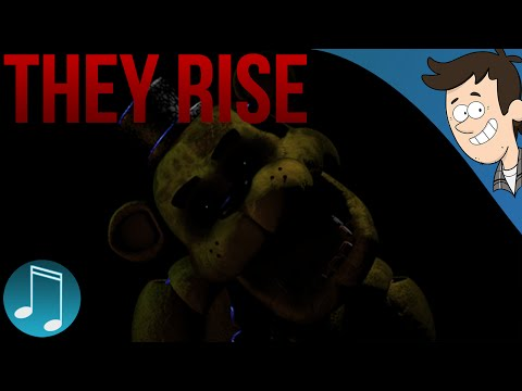 They Rise ► Five Nights at Freddy's song by MandoPony