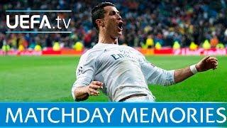 Ronaldo, Lewandowski & last-gasp Dortmund: Memorable Quarter-final moments