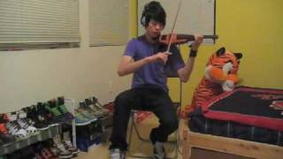 Kanye West - Heartless (Electric Violin Cover)