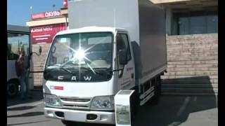 Faw 1041 представление грузовика 2012