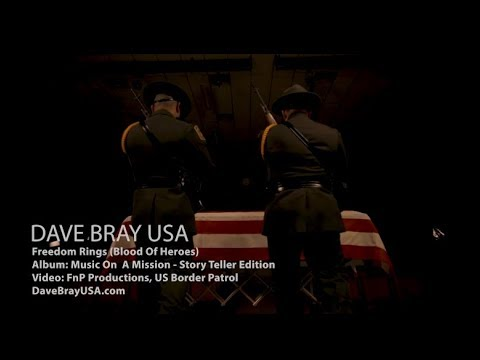 Freedom Rings (Blood of Heroes) - DAVE BRAY USA
