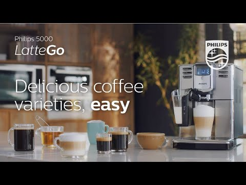 Philips 5000 Lattego Review Video