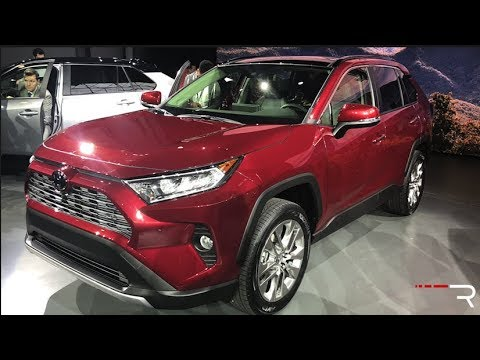 2019 Toyota RAV4 – Redline: First Look – 2018 NYIAS - YouTube