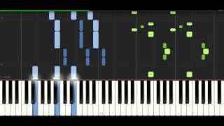 tobu   candyland   piano tutorial