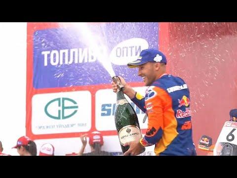 euronews (en français): Silk Way Rally 2019 : Premier triomphe pour le duo Al-Attiyah-Baumel