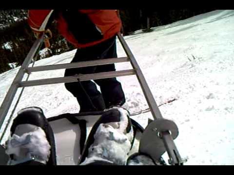 Ski Patrol Training Part One