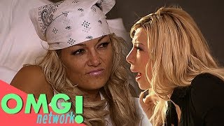 Trouble In Vegas | Rock Of Love HD | Season 2 Episode 10 | OMG Network