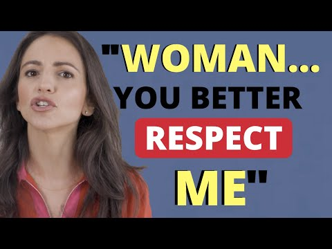 How To Make Women RESPECT YOU (INSTANTLY)