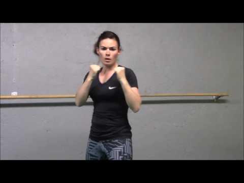 Entraînement poings explosifs - SF Karate Training