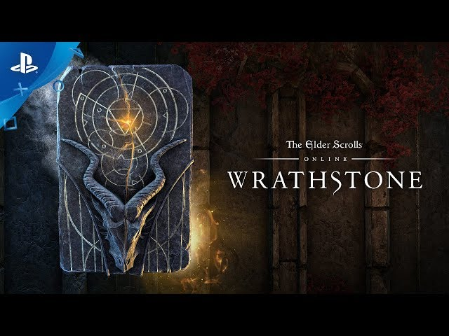 The Elder Scrolls Online: Wrathstone - Official Trailer | PS4