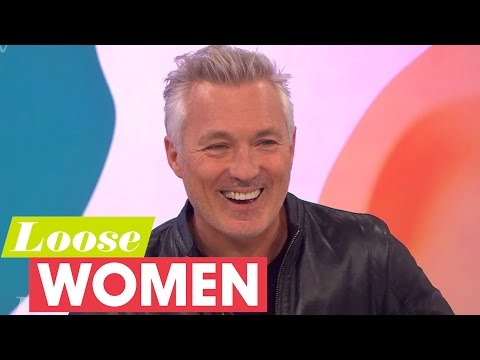 Martin Kemp On His Children's Success And His New Radio 2   Loose Women