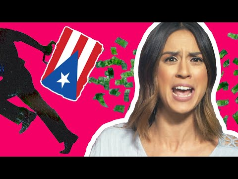 Why Corporations LOVE Puerto Rico's Tragedy