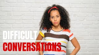 SEL Video Lesson of the Week (week 39) - Having Difficult Conversations
