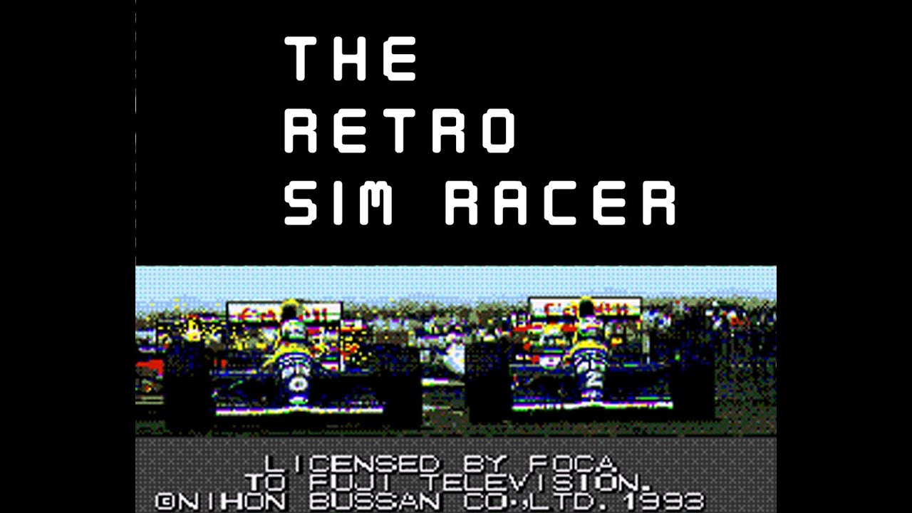 Monaco Grand Prix Racing Simulation 2 Gameplay Psx Ps One Hd 720p Circuit Simulator From This Menu Of You39ll Be Able The Retro Sim Racer Ep 1