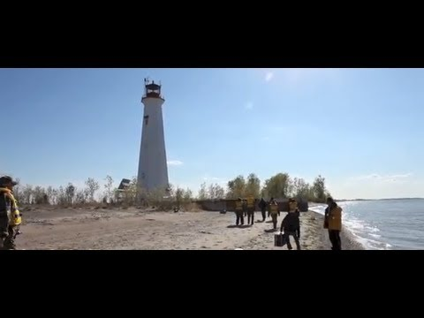 Trip to Tip of Long Point - Norfolk County, Ontario, Canada