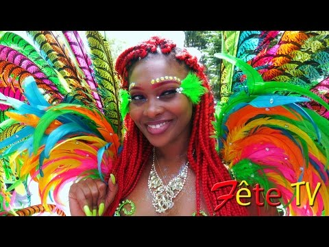 West Indian Day Parade 2016 Full (4K)