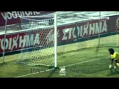 ΠΑΣ Γιάννινα - ΠΑΟΚ 2011-2012 Φάσεις και Γκόλ