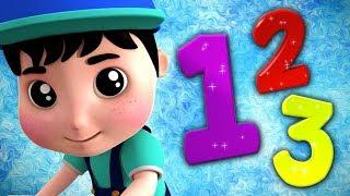 numéros chanson en français | numéros 1 à 10 pour enfants | Numbers Song