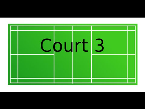 2016 European Senior Championships day 3 - Court 3