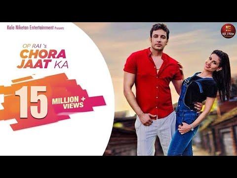 CHORA JAAT KA I New Haryanvi Song 2018 | Rohit Tehlan Feat. Frishta Sana I Rahul Kadyan | OP Rai