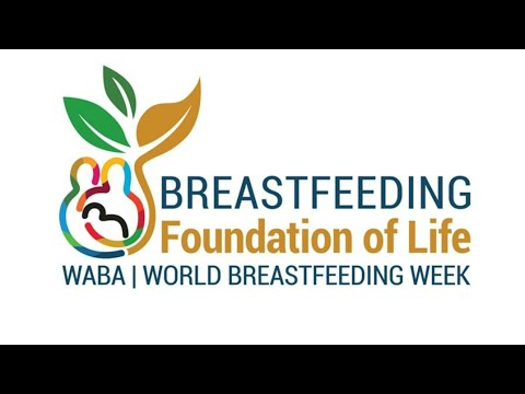 World Breastfeeding Week 2020 Theme 2020 August 1 7 Youtube