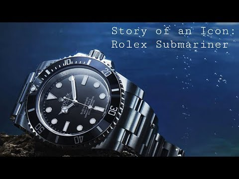 Story of an Icon: Rolex Submariner History