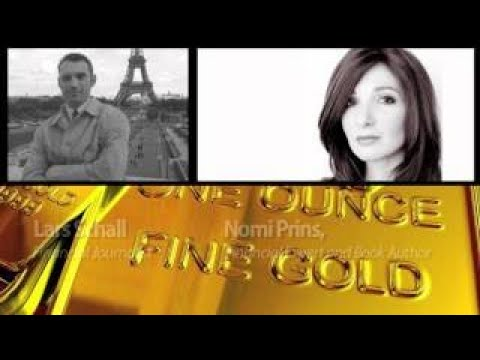 Nomi Prins - Central banks will Destroy the planet
