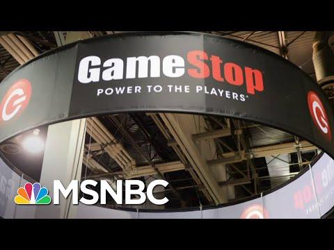 Stephanie Ruhle Explains The GameStop Short Squeeze   Ayman Mohyeldin   MSNBC