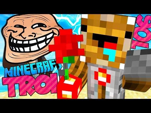 IL VERO AMORE DEL BIMBO REDSTONE!! | Minecraft TROLL ITA - Ep. 106