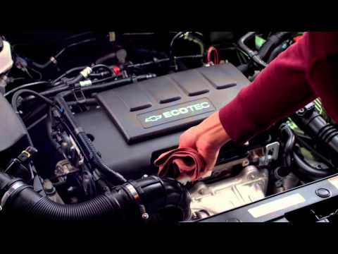 How To Check The Engine Oil In Your Car Chevrolet India Youtube