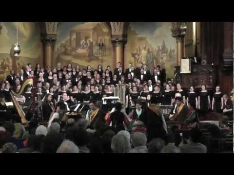 Mendelssohn Club of Philadelphia Redefining & Supporting the Ongoing Vitality of Choral Art (2012)