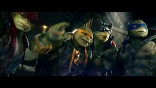 Черепашки-ниндзя 2 / Teenage Mutant Ninja Turtles: Out of the Shadows (2016) Русский Трейлер №2