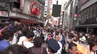 船乗り込みは、大阪の「夏の風物詩」と呼ばれるなど恒例となっており、...