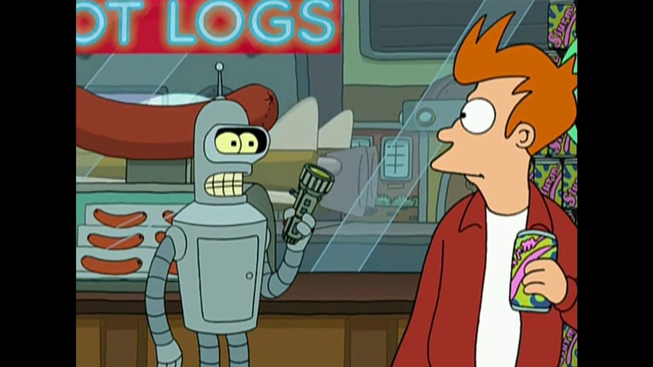 Futurama Fry Leela incontri