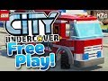 Fire Fighting LEGO City Undercover PS4 Free Play Gameplay Episode 5 mp3