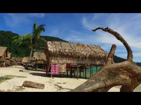 Surin Island ein Paradies in der Andaman Sea, Thailand.  Ein Film von Winfried Schott